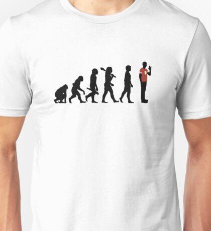 The Next Step in Evolution Unisex T-Shirt