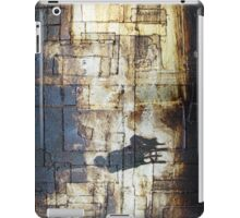 Detatched iPad Case/Skin