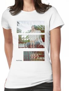 Natural© Womens Fitted T-Shirt