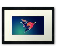 Abstract art Framed Print