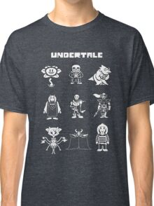 Undertale Hoodie Classic T-Shirt