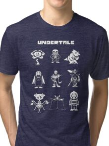 Undertale Hoodie Tri-blend T-Shirt