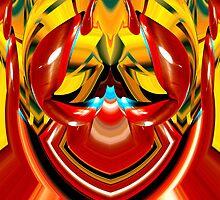 red-lobster man by yesdigiterarte