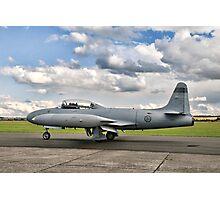 CT-133 Silver Star 133599 NX865SA Photographic Print