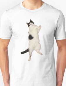 Thriller Cat Unisex T-Shirt