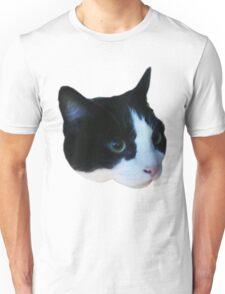 Cute Cow Cat Unisex T-Shirt