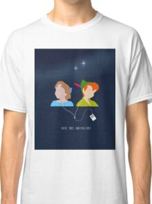 Peter Pan and Wendy iPod Classic T-Shirt