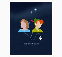 Peter Pan and Wendy iPod Unisex T-Shirt
