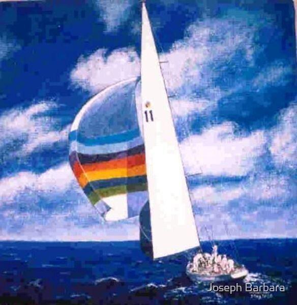 Plain Sailing by Joseph Barbara