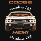 Dodge make it by TheBeksor