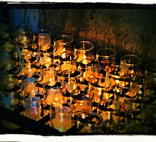 San Xavier Candles by tvlgoddess
