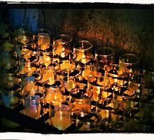 San Xavier Candles by tvlgoddess