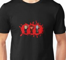 Super Horror Bros. (With Blood) Unisex T-Shirt