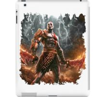 warrior game iPad Case/Skin