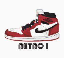 Jordan Retro I by JordanAdamB