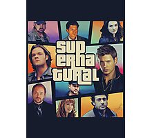 supernatural GTA Photographic Print