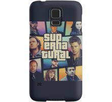 supernatural GTA Samsung Galaxy Case/Skin