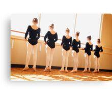 Dancers in the Studio Canvas Print