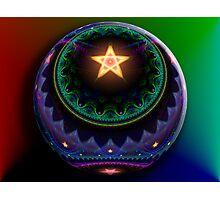 Magic Ball Photographic Print