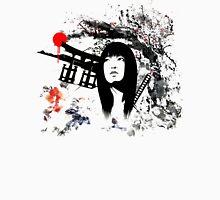 Japanese Geisha Warrior Unisex T-Shirt