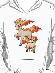 Ponyta Evolutions  T-Shirt