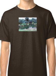 Blue Green Dreams Classic T-Shirt