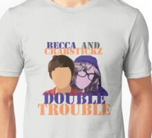 Becca and Crabstickz - Double Trouble Unisex T-Shirt