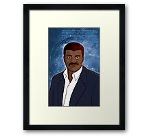 Tyson Framed Print