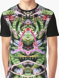 Cactus God Graphic T-Shirt
