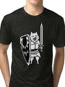Lesser Dog Shirt! Tri-blend T-Shirt