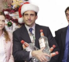 The Office - Merry Christmas Sticker
