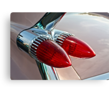 1959 Eldorado Taillights Canvas Print
