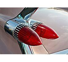 1959 Eldorado Taillights Photographic Print