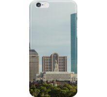 Downtown Boston iPhone Case/Skin
