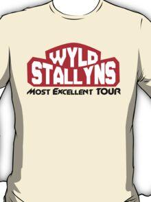 Bill & Ted's Band Tour shirt T-Shirt