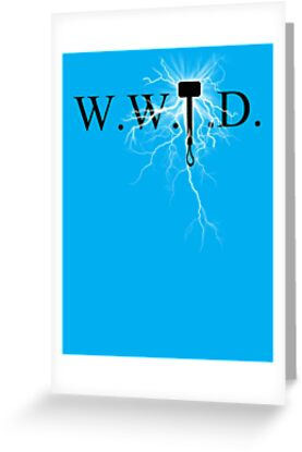 What Would Thor Do? by Jonah Block