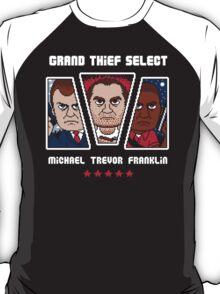 GRAND THIEF SELECT T-Shirt