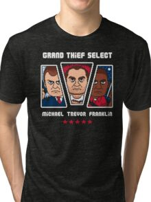 GRAND THIEF SELECT Tri-blend T-Shirt