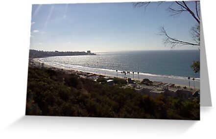 San Diego Beach - Near Scripps Institute of Oceanography by sandiegophoto