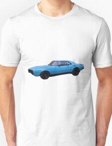 Grabber Blue Firebird Unisex T-Shirt