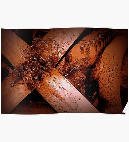 Fan of Rust: X Poster