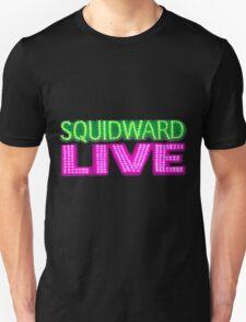 Squidward Live Unisex T-Shirt