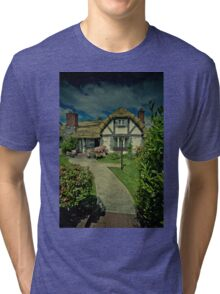 Welcome to Hobbiton Tri-blend T-Shirt
