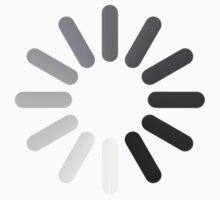 Apple Mac Loading Progress Wheel Symbol by ideology