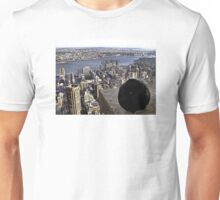 It's Chilly Up Here (New York) Unisex T-Shirt