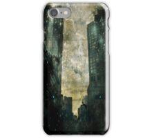 Skyscraper/Stars iPhone Case/Skin