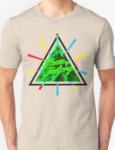 Marijuana   Tri Force   SteezeFactory.com Unisex T-Shirt