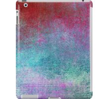 Abstract iPad Case Crazy Colors Cool Lovely New Grunge Texture iPad Case/Skin