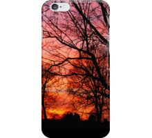 Pink Sunset iPhone Case/Skin