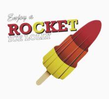 Enjoy a Rocket Lolly Kids Tee